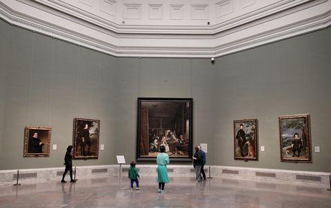 Prado Museum Takes Measures Against Coronavirus