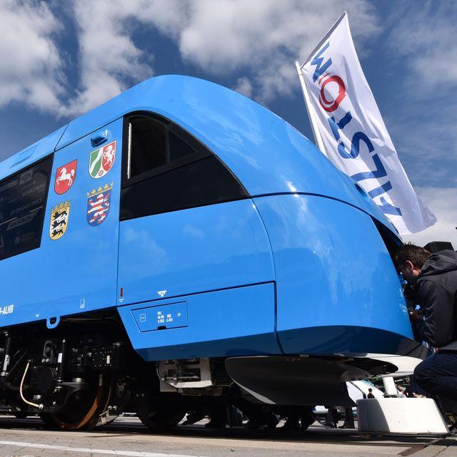 germany transport railway alstom innotrans