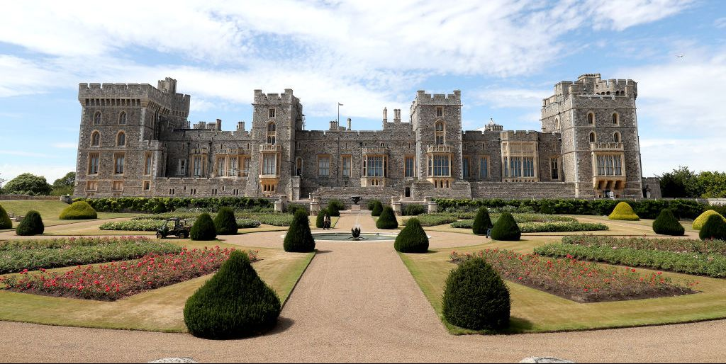 A Brief History of Windsor Castle—The World's Longest-Occupied Palace