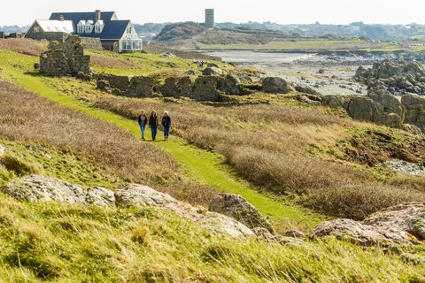 Remote Guernsey Island of Lihou Is Looking For A New warden