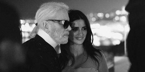 Penélope Cruz imagen de Chanel