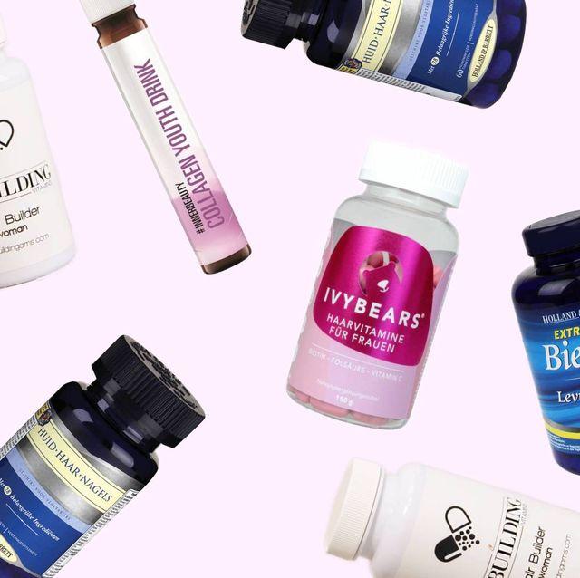 Elle S Favoriete Vitaminen Voor Huid Haar En Nagels