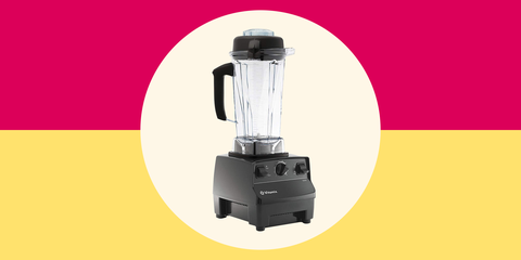 Blender, Small appliance, Kitchen appliance, Mixer, Product, Home appliance, Food processor, Machine, Magenta,