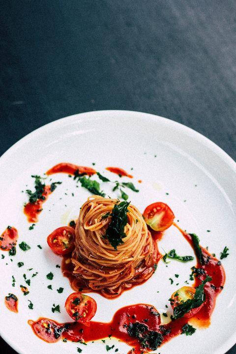 Dish, Food, Cuisine, Ingredient, Bigoli, Capellini, Spaghetti, Taglierini, Spaghetti alla puttanesca, Spaghetti aglio e olio,