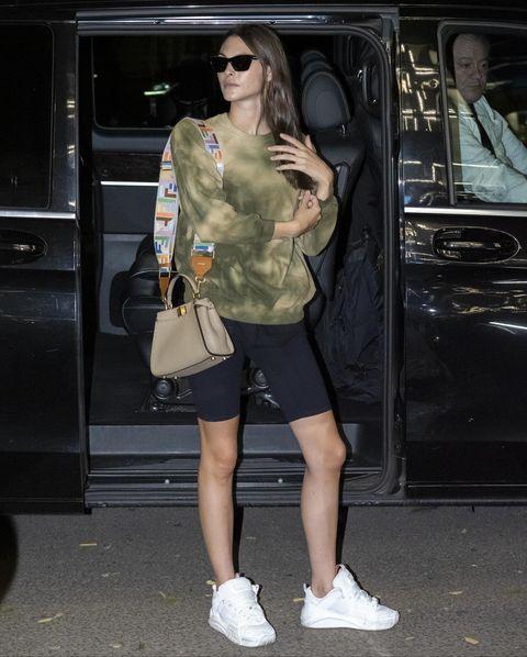 celebrity sightings september 18   milan fashion week springsummer 2020