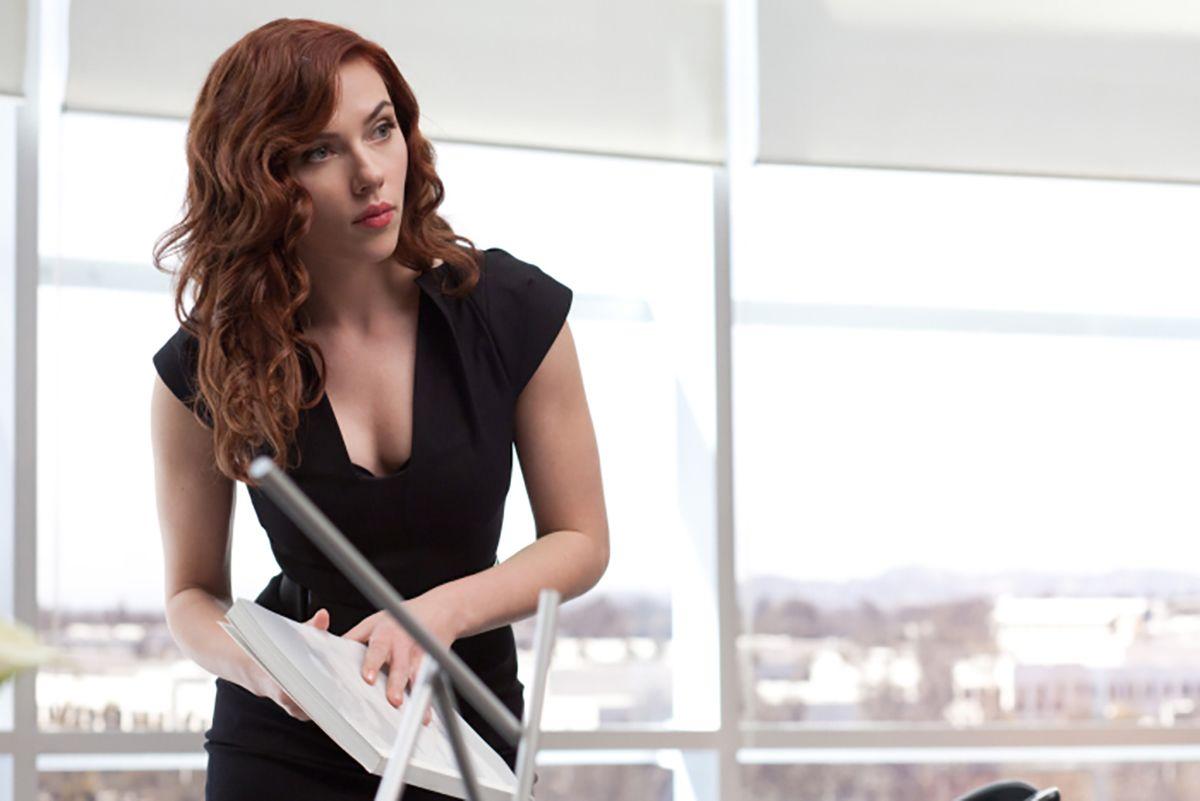 'Viuda Negra' Película Entre 'Capitán America: Civil War' y 'Vengadores: Infinity War'