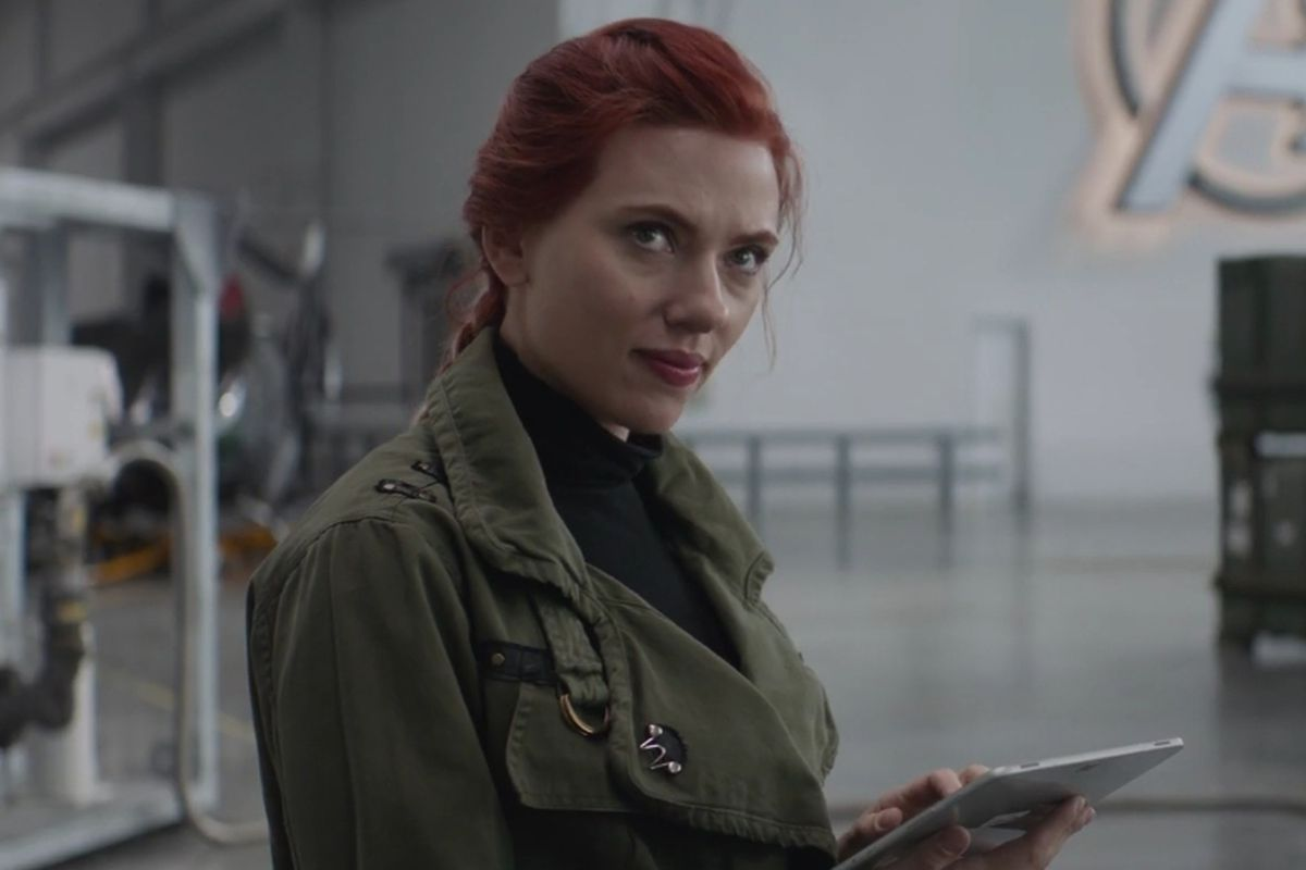 'Vengadores: Endgame': Viuda Negra podría seguir viva - MCU