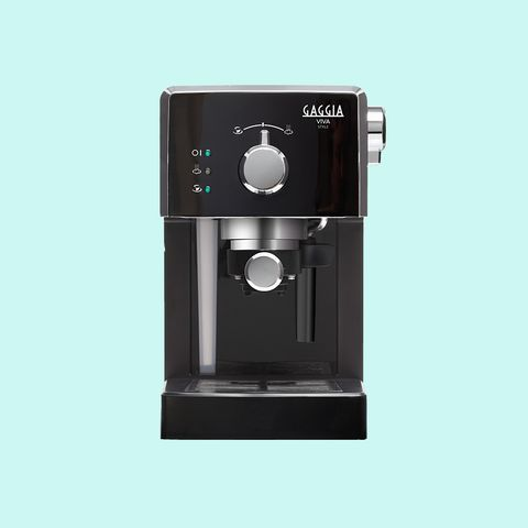 Espresso machine, Small appliance, Product, Home appliance, Coffeemaker, Coffee grinder, Kitchen appliance, Drip coffee maker, Coffee,