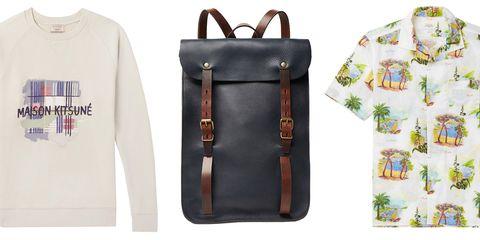 Bag, Backpack, Product, Handbag, Brown, Font, Design, Luggage and bags, Pocket, Fashion accessory,