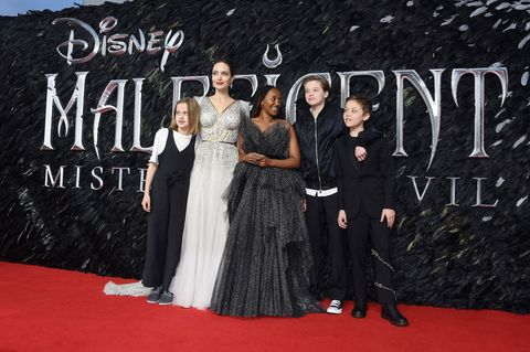 """Maleficent: Mistress Of Evil"" - European Premiere - VIP Arrivals"