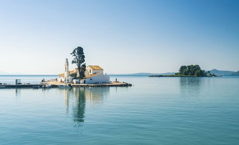 Best Greek islands - Corfu