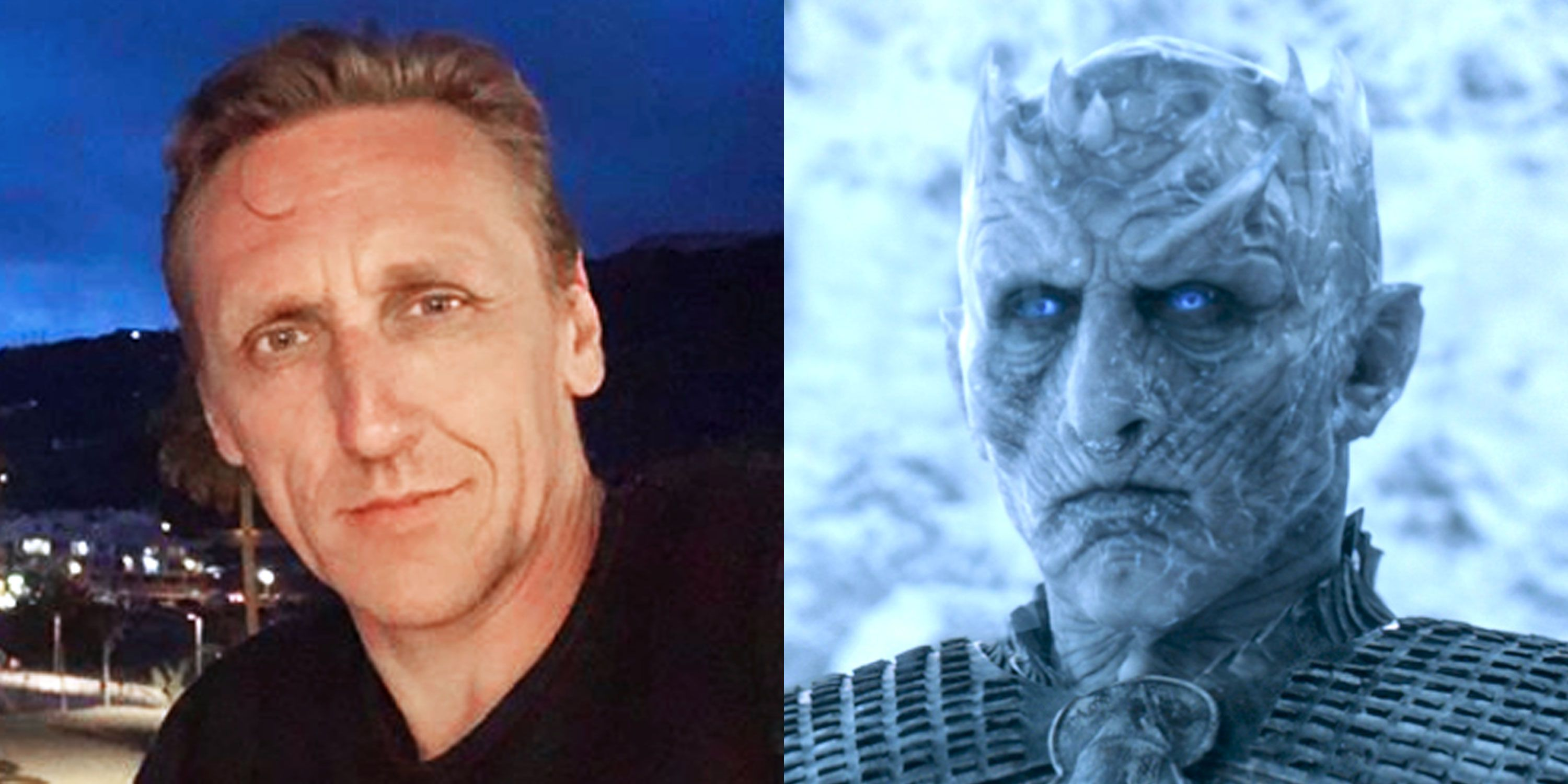 Who Is Vladimir Furdik Who Plays The Night King On Game Of Thrones