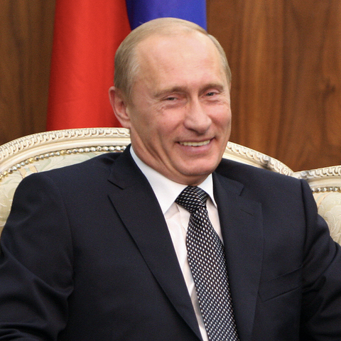 Bbc Two Is Making A New Spoof Chatshow Hosted By Vladimir Putin