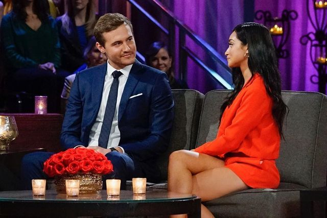 "There's a Theory Victoria F. Won 'The Bachelor' Thanks to Peter Weber Slipping Up During ""Women Tell All"""