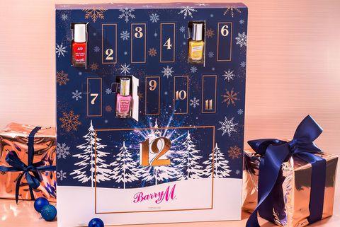 barry m beauty advent calendar