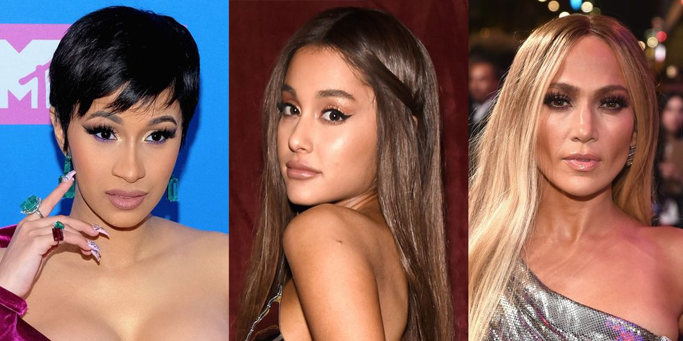 The 16 Best Beauty Looks From the 2018 MTV Video Music Awards