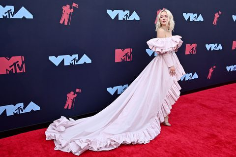 VMAs 2019 red carpet
