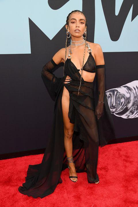 VMAs naked