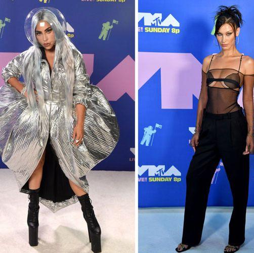vmas 2020 best dressed