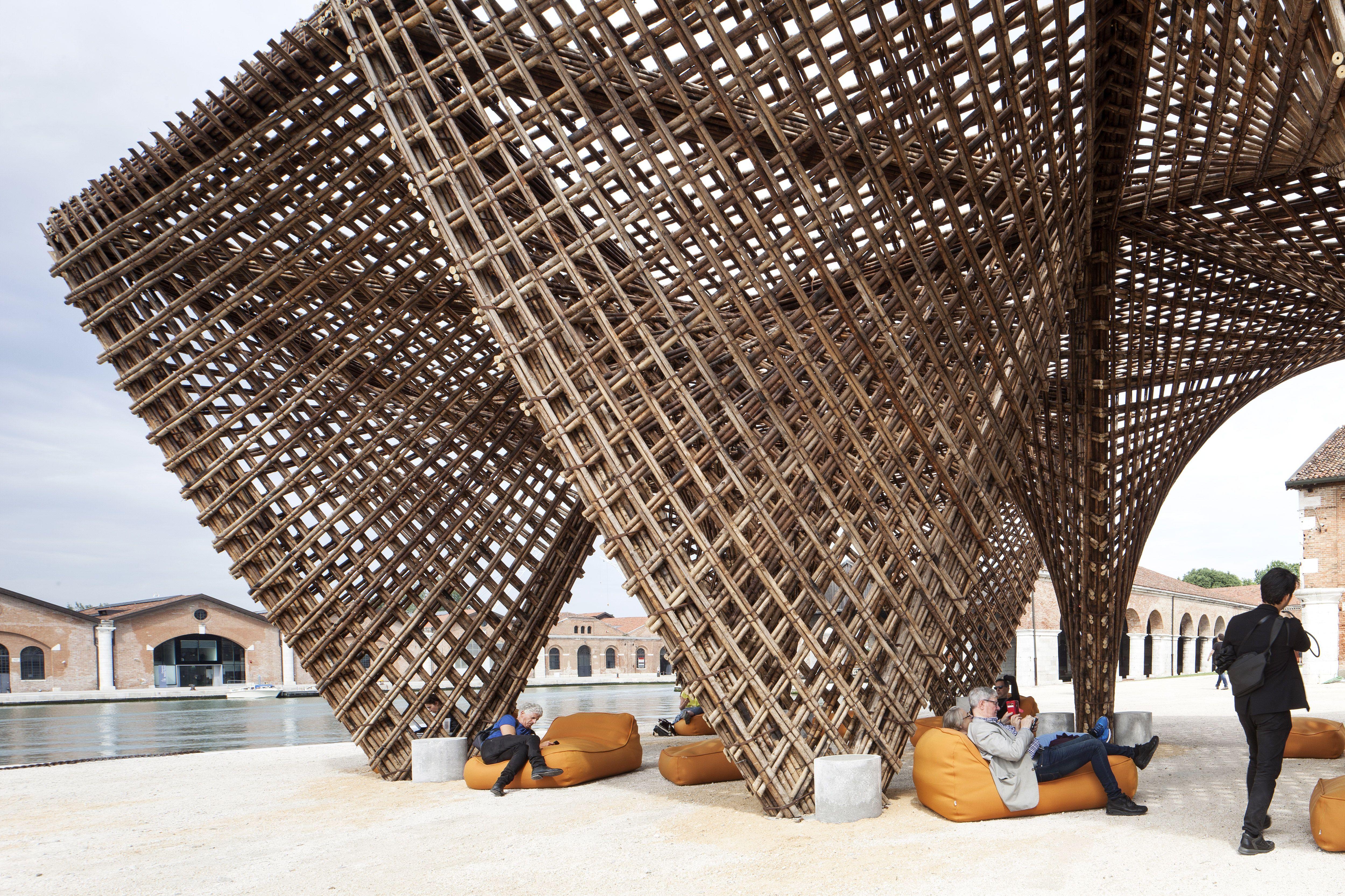 Architettura Sostenibile Architetti architettura in bambù, ecco i nomi degli architetti da conoscere
