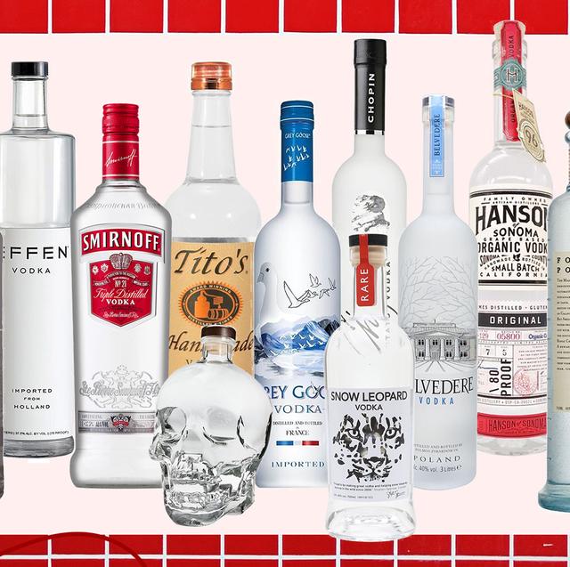 10 Best Vodkas Brands Of 2020 Best Vodka Bottles Under