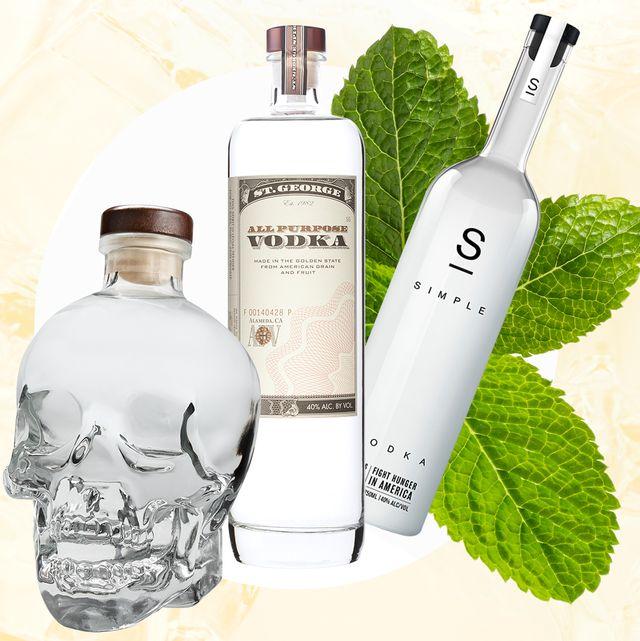 16 Best Vodka Brands Of 2020 Great Cheap Vodka For Cocktails
