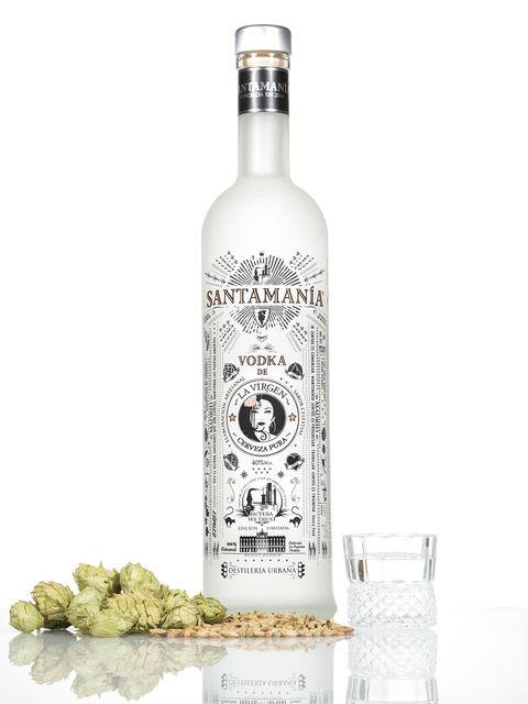 Drink, Liqueur, Alcoholic beverage, Distilled beverage, Vodka, Bottle, Alcohol,