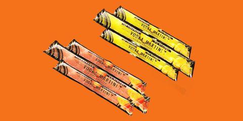 Costco's 100-Calorie Vodka Popsicles Are BACK