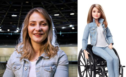 Kristina Vogel Barbie