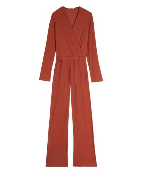 Clothing, Robe, Outerwear, Nightwear, Dress, Sleeve, Trousers, Rain suit, Trench coat, Suit,