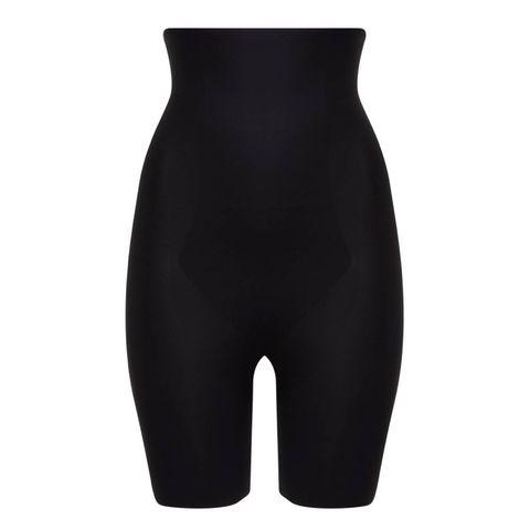 spanx thinstincts corrigerende short met hoge taille