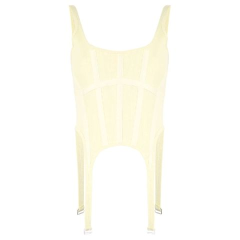 dion lee corset top