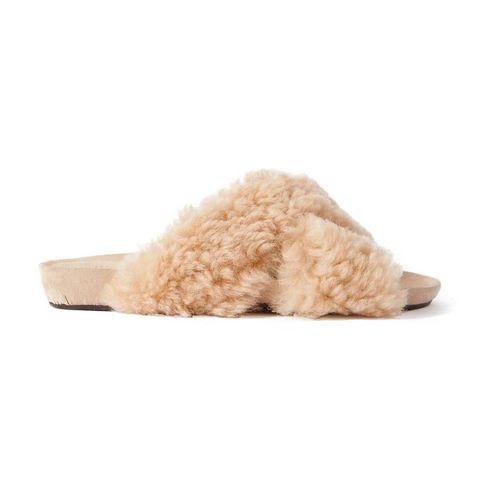 atp aterlier suede slides pantoffels sloffen