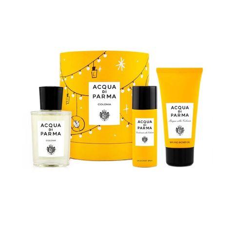 acqua di parma colonia eau de cologne   limited edition parfumset