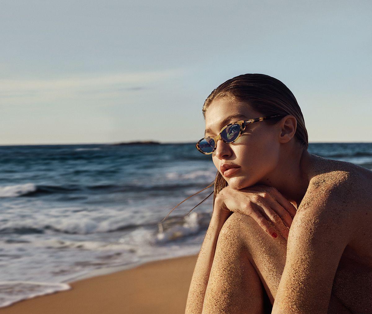 c89164c41cd53 Vogue Eyewear - Así es la nueva colección de Gigi Hadid para Vogue Eyewear