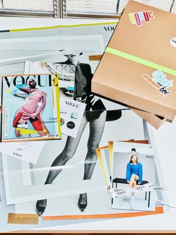 vogue new season box