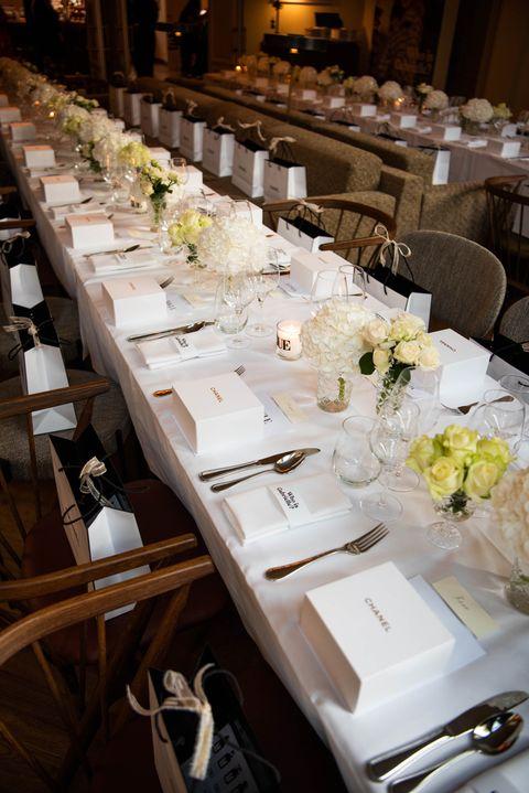 Wedding banquet, Rehearsal dinner, Centrepiece, Wedding reception, Chiavari chair, Event, Table, Ceremony, Restaurant, Decoration,