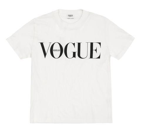 Vogue T-shirt juni nummer 2019