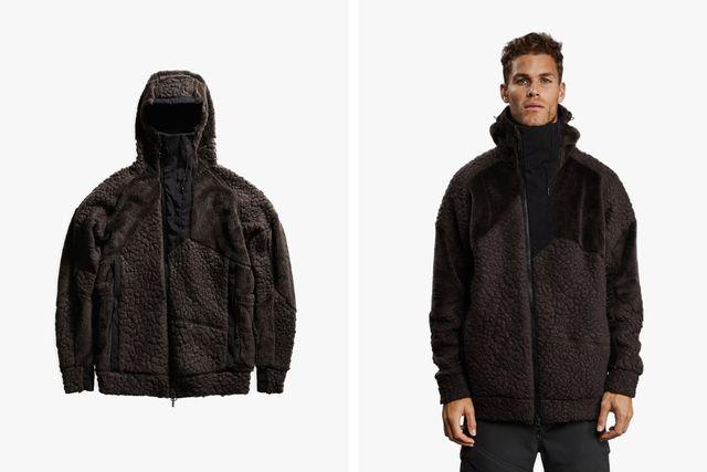 vollebak fleece jacket