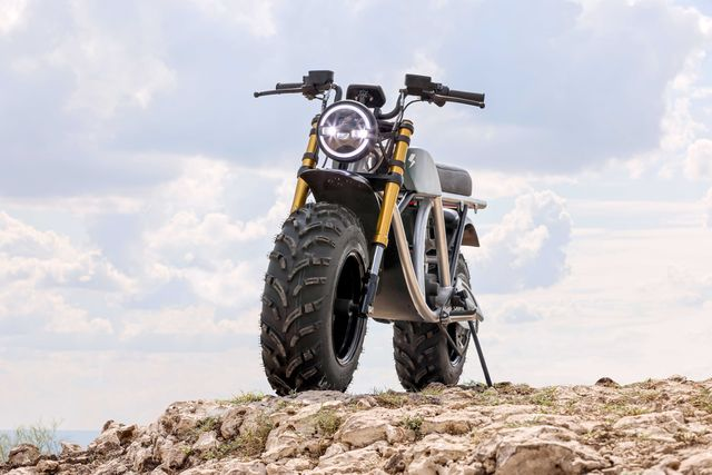 volcon inc electric motorcycle grunt
