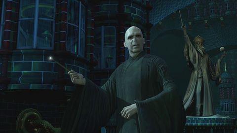 Voldemort varita