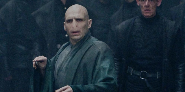 Voldemort's Robes Faded When a Horcrux Was Destroyed in 'Harry Potter' Movies
