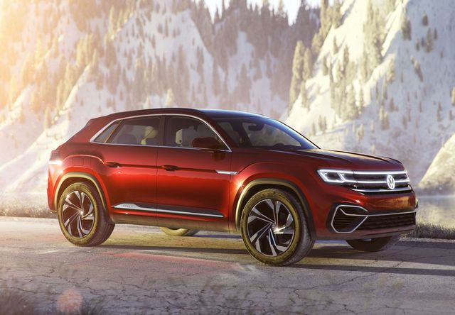 2020 VW Atlas Cross Sport, Changes, Price >> 2020 Volkswagen Atlas Cross Sport