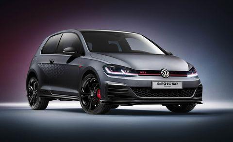 Land vehicle, Vehicle, Car, Volkswagen, Automotive design, Hatchback, Volkswagen gti, Volkswagen golf, Hot hatch, Compact car,