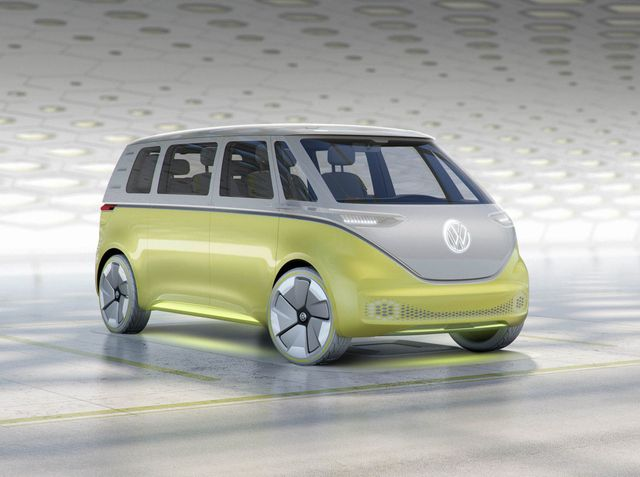 Vw Microbus For Sale >> Volkswagen Microbus Overview Pricing And Specs