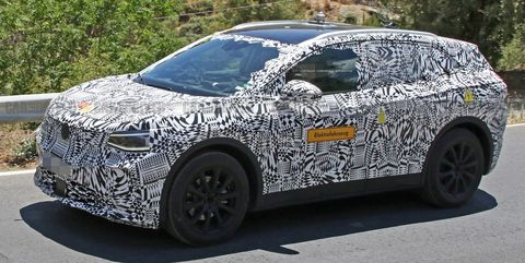 VW ID Crozz Electric Crossover SUV: Design, Release >> All Electric Vw I D Crozz Suv Is Coming Soon Spy Photos Show