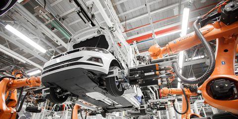 fabrica volkswagen navarra
