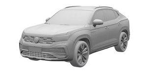 Volkswagen Tayron Coupé filtrado