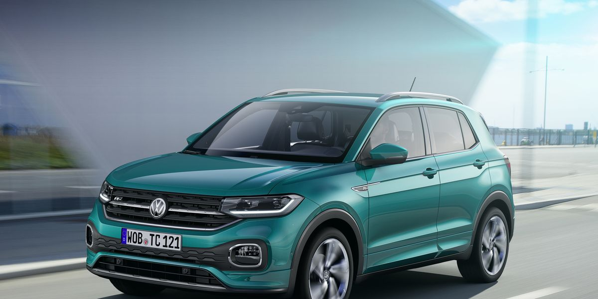 Volkswagen Planning New Subcompact SUV for America – T ...