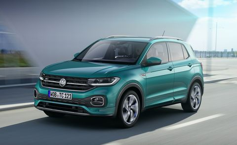 Vw Of America >> Volkswagen Planning New Subcompact Suv For America T Cross